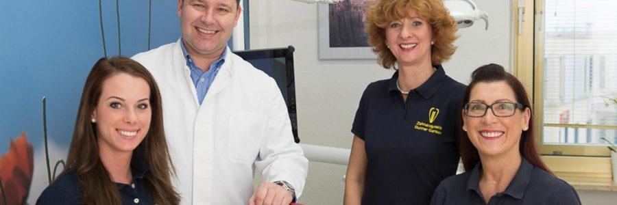 Herzlich Willkommen in der Zahnarztpraxis Gansen